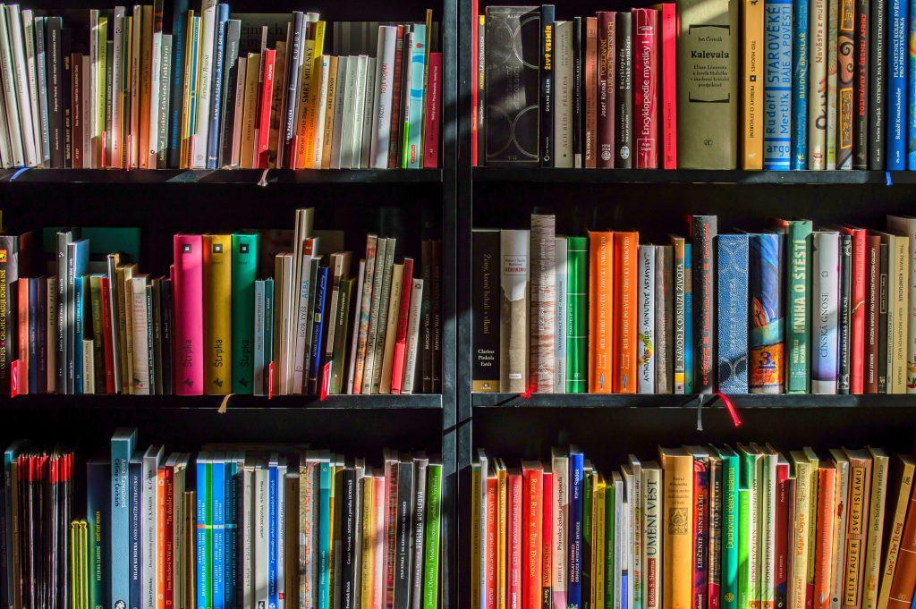 Kast voor je boeken